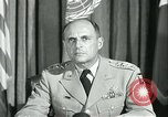 Image of General Matthew B Ridgway Japan, 1951, second 3 stock footage video 65675064375