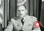 Image of General Matthew B Ridgway Japan, 1951, second 4 stock footage video 65675064375