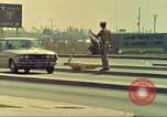 Image of Marijuana detection dog San Diego California USA, 1975, second 8 stock footage video 65675064378