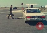 Image of Marijuana detection dog San Diego California USA, 1975, second 6 stock footage video 65675064379
