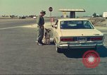 Image of Marijuana detection dog San Diego California USA, 1975, second 11 stock footage video 65675064379