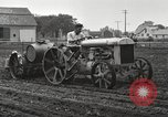 Image of Fordson tractors United States USA, 1924, second 4 stock footage video 65675064413