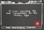 Image of lumber industry United States USA, 1920, second 4 stock footage video 65675064424