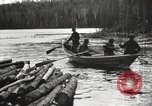 Image of lumber industry United States USA, 1920, second 11 stock footage video 65675064424