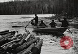 Image of lumber industry United States USA, 1920, second 12 stock footage video 65675064424