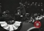 Image of President-elect Woodrow Wilson Washington DC USA, 1913, second 8 stock footage video 65675064435