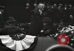 Image of President-elect Woodrow Wilson Washington DC USA, 1913, second 12 stock footage video 65675064435