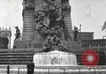 Image of monuments Indianapolis Indiana USA, 1916, second 2 stock footage video 65675064436