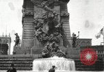 Image of monuments Indianapolis Indiana USA, 1916, second 6 stock footage video 65675064436