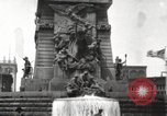 Image of monuments Indianapolis Indiana USA, 1916, second 7 stock footage video 65675064436