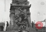 Image of monuments Indianapolis Indiana USA, 1916, second 12 stock footage video 65675064436