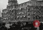 Image of President Woodrow Wilson Indianapolis Indiana USA, 1916, second 9 stock footage video 65675064438