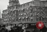 Image of President Woodrow Wilson Indianapolis Indiana USA, 1916, second 10 stock footage video 65675064438