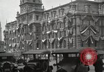 Image of President Woodrow Wilson Indianapolis Indiana USA, 1916, second 11 stock footage video 65675064438