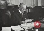 Image of President Woodrow Wilson Washington DC USA, 1917, second 11 stock footage video 65675064440