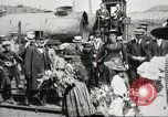 Image of Woodrow Wilson Charleroi Belgium, 1919, second 10 stock footage video 65675064448