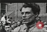 Image of Immigrants undergo training Detroit Michigan USA, 1919, second 1 stock footage video 65675064497
