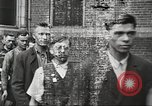 Image of Immigrants undergo training Detroit Michigan USA, 1919, second 9 stock footage video 65675064497