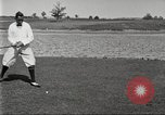 Image of Walter Hagen playing golf Bloomfield Hills Michigan USA, 1919, second 10 stock footage video 65675064503