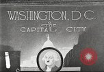 Image of Monuments Washington DC USA, 1921, second 1 stock footage video 65675064504