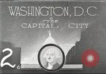 Image of Monuments Washington DC USA, 1921, second 1 stock footage video 65675064505