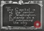 Image of Monuments Washington DC USA, 1921, second 2 stock footage video 65675064505