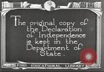 Image of Department of State Washington DC USA, 1921, second 1 stock footage video 65675064509