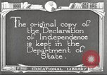 Image of Department of State Washington DC USA, 1921, second 2 stock footage video 65675064509