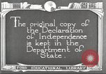 Image of Department of State Washington DC USA, 1921, second 3 stock footage video 65675064509