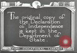 Image of Department of State Washington DC USA, 1921, second 6 stock footage video 65675064509