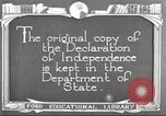 Image of Department of State Washington DC USA, 1921, second 7 stock footage video 65675064509