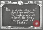 Image of Department of State Washington DC USA, 1921, second 8 stock footage video 65675064509