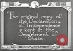 Image of Department of State Washington DC USA, 1921, second 9 stock footage video 65675064509