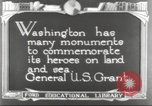 Image of Arlington National Cemetery Arlington Virginia USA, 1921, second 3 stock footage video 65675064512