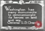 Image of Arlington National Cemetery Arlington Virginia USA, 1921, second 4 stock footage video 65675064512