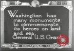 Image of Arlington National Cemetery Arlington Virginia USA, 1921, second 6 stock footage video 65675064512