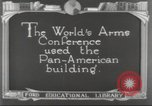 Image of Pan American Washington DC USA, 1921, second 5 stock footage video 65675064513