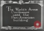 Image of Pan American Washington DC USA, 1921, second 6 stock footage video 65675064513
