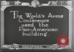 Image of Pan American Washington DC USA, 1921, second 7 stock footage video 65675064513