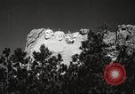 Image of Mount Rushmore National Memorial South Dakota United States USA, 1939, second 8 stock footage video 65675064529