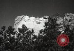 Image of Mount Rushmore National Memorial South Dakota United States USA, 1939, second 9 stock footage video 65675064529