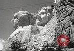 Image of Mount Rushmore National Memorial South Dakota United States USA, 1939, second 10 stock footage video 65675064529