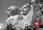 Image of Mount Rushmore National Memorial South Dakota United States USA, 1939, second 11 stock footage video 65675064529