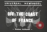 Image of French battleships France, 1939, second 2 stock footage video 65675064531