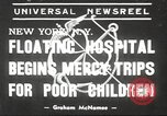 Image of Underprivileged children New York United States USA, 1939, second 1 stock footage video 65675064535