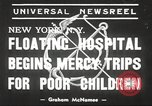 Image of Underprivileged children New York United States USA, 1939, second 3 stock footage video 65675064535