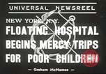 Image of Underprivileged children New York United States USA, 1939, second 5 stock footage video 65675064535