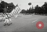 Image of ongoing parade New York United States USA, 1939, second 8 stock footage video 65675064537