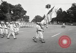 Image of ongoing parade New York United States USA, 1939, second 10 stock footage video 65675064537
