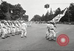 Image of ongoing parade New York United States USA, 1939, second 11 stock footage video 65675064537